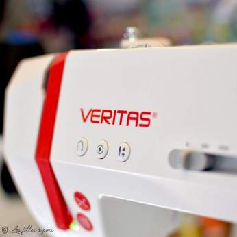 Machine à coudre électronique VERITAS - Marion VERITAS ® - 10