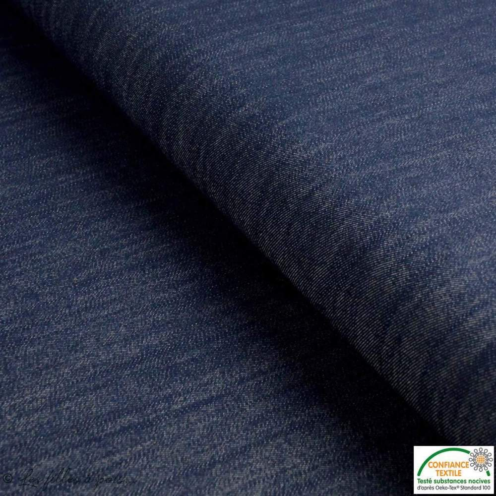 Tissu jeans stretch Autres marques - 1